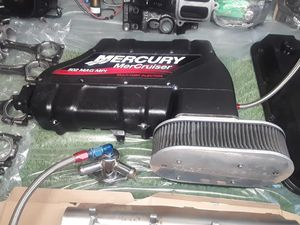 Parts only 2001 mercruiser 502 mpi magnum for Sale in Chicago Heights, IL