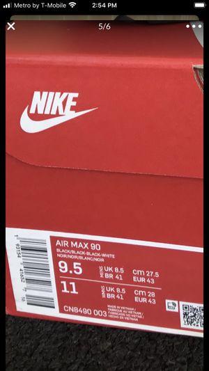 New nike AIR MAX for Sale in Santa Ana, CA