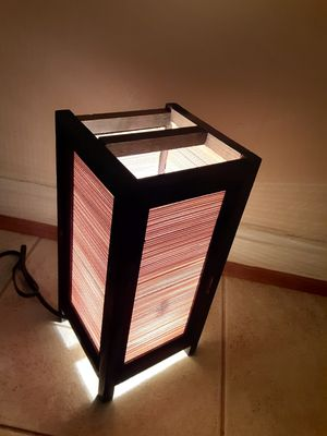 One foot Table lamp for Sale in Chantilly, VA