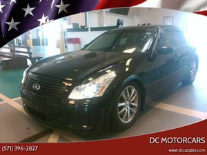 2009 INFINITI G37 Sedan for Sale in Springfield, VA