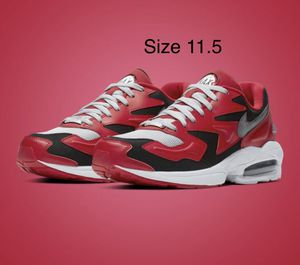 """Nike Air Max2 Light """"university Red"""" AO1741-601 Size 11.5 for Men for Sale in West Covina, CA"""