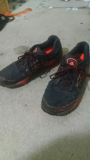 Brooks shoes (cascadia 8's size 12 men) for Sale in Leavenworth, WA