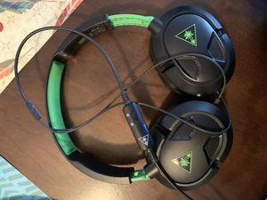 Turtle beach ear force recon headset 30 OBO for Sale in Broadview Heights, OH