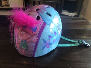 Toddler Girl Scooter Helmet - Trolls XS for Sale in Carlsbad, CA