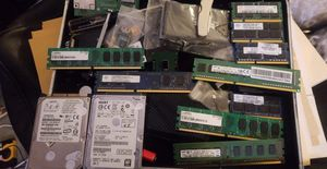 Parts for computers and cellphones for Sale in Denver, CO