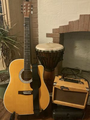Acoustic-Electric guitar Package- Play Today! for Sale in Pittsburgh, PA