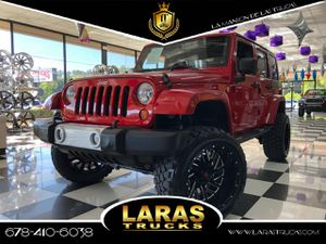 2010 Jeep Wrangler Unlimited for Sale in Chamblee, GA
