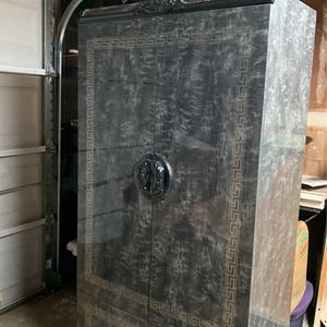 Marbled Armoire for Sale in Fort Worth, TX