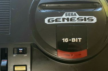 Sega Genesis Model 1 Console ONLY for Sale in Orange,  CA