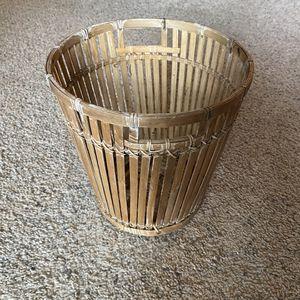 ‼️Wicker / Rattan Basket‼️ for Sale in Edgar, WI