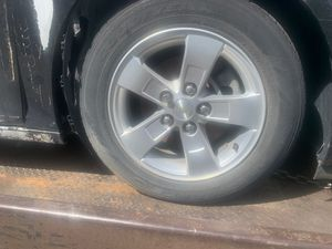 2013 Chevy Malibu Tire's and rims $75 for each rim with tire- I have all four for Sale in Dearborn, MI
