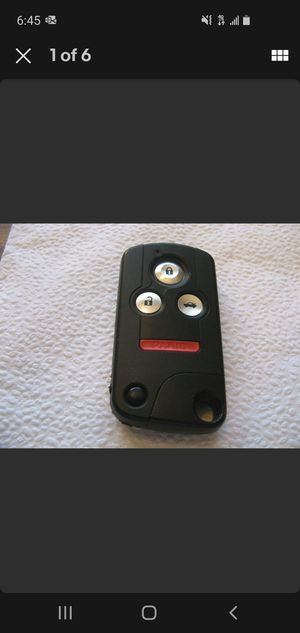 2005-2010 Acura RL key fob for Sale in Auburn, WA