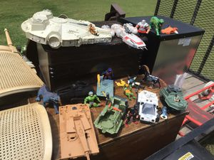 Vintage Collection of Toys Appraised at $400 for Sale in Fairburn, GA