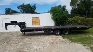 30 ft Pull Pro FlatBed Trailer for Sale in Baton Rouge, LA