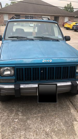 1993 Jeep Cherokee for Sale in Baton Rouge, LA