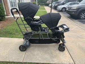Joovy Big caboose triple stroller for Sale in Winterville, NC