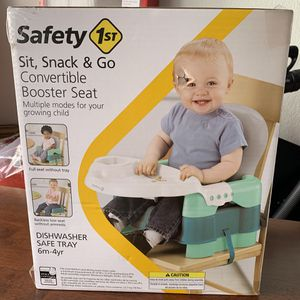 Safety First Booster Seat for Sale in St. Petersburg, FL