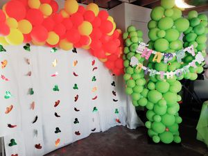 Balloon Garlands & Yard Signs, Balloon Bouquets, Custom Fan Walls for Sale in Tustin, CA