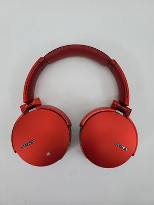 High Quality Sony MDR-XB950BT Noise Canceling Base Wireless Headphones (Used) for Sale in Trenton, NJ