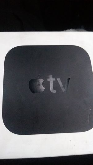 Apple TV 4k 36gb no remote for Sale in San Diego, CA