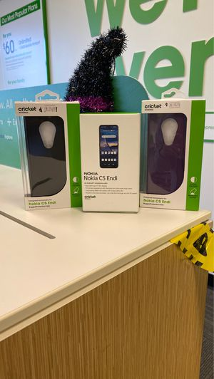 Nokia C5 Endi for Sale in Chesapeake, VA