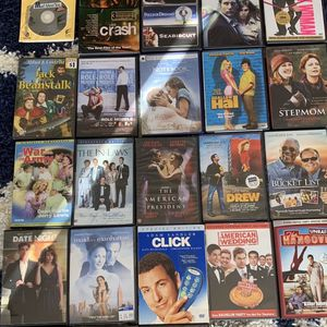 DVD's. Variety of assortment Used in perfect condition All for $20 for Sale in Woodbridge, VA