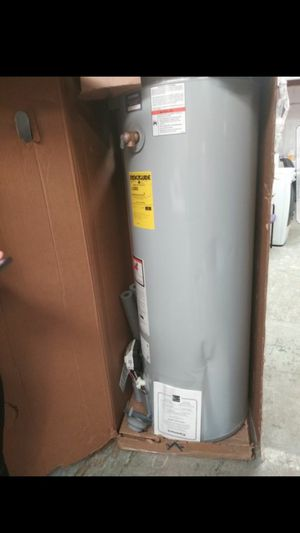Water heater gas 40 gallons 💎💎💎🌸🌸🌸 for Sale in Anaheim, CA