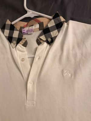 Burberry Polo Size 14Y for Sale in Chula Vista, CA