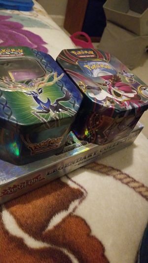 Pokemon and Yu-Gi-Oh Card for Sale in Reedley, CA