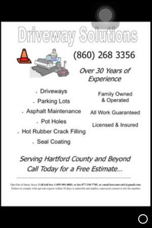 Driveway repair for Sale in Hartford, CT