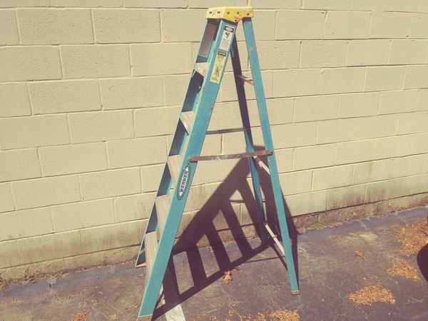 A-Frame Ladders.