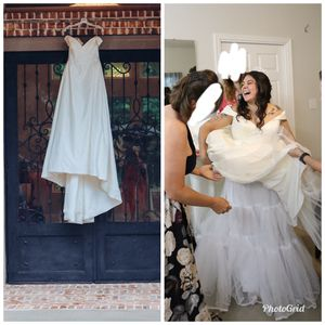 Wedding dress for Sale in Whitesboro, TX