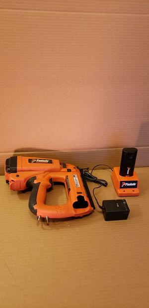 Like New Paslode Cordless 16 Gauge Nail Gun for Sale in Washington, DC