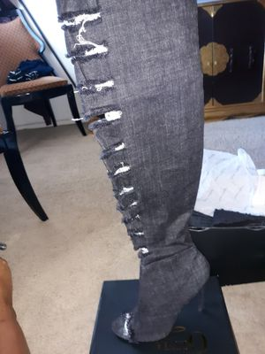 Thigh high boots for Sale in North Las Vegas, NV