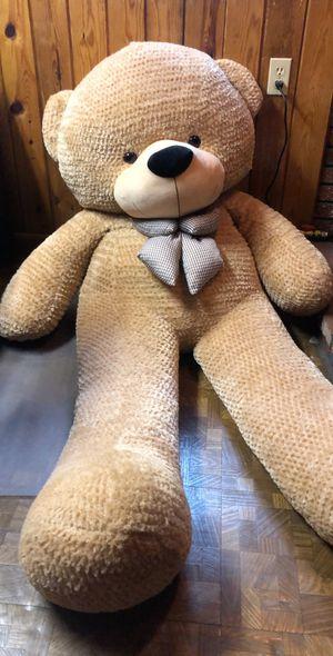 Giant teddy bear for Sale in Attleboro, MA