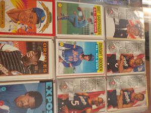 Sport trading cards upper deck and topps and more basketball baseball and football over 4500 cards for Sale in La Vergne, TN