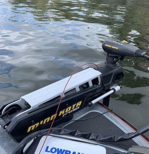 Minn Kota fortrex 36v 112lb thrust for Sale in Canyon Lake, CA