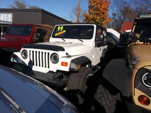 99 Jeep wrangler sport for Sale in Nashville, TN