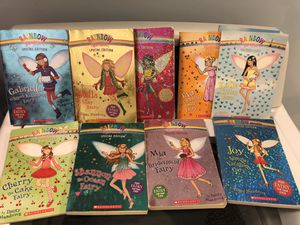 10 Rainbow Magic kids books for Sale in Chapel Hill, NC