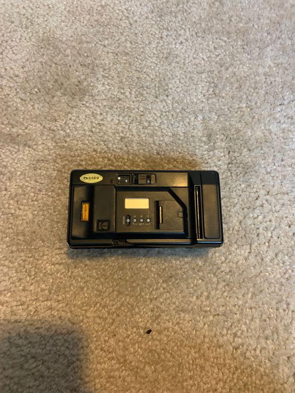 kodak 35 mm film camera