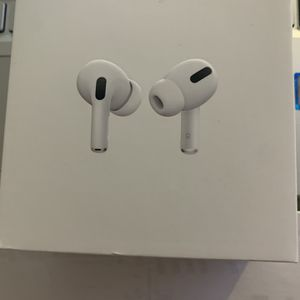 AirPods Pro with Apple Care Warranty for Sale in Fairfax, VA