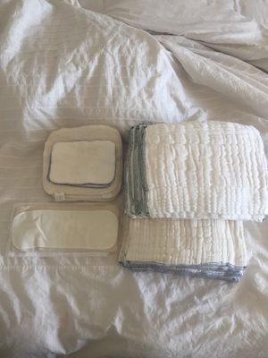 Cloth Diapers and Wipes for Sale in San Antonio, TX