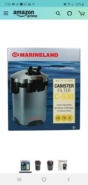 New canister filter for Sale in Orlando, FL