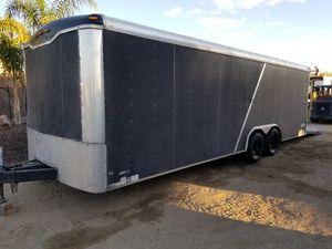 2015 24 ft haulmark enclosed trailer for Sale in Surprise, AZ