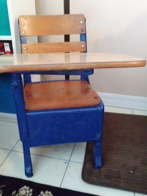 Vintage kids desk for Sale in Delray Beach, FL