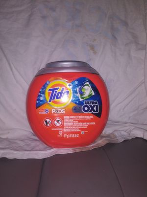 Tide pods 32 ct for Sale in Oakland, CA