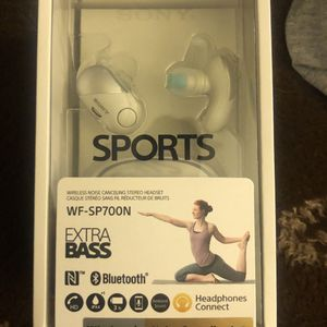 Sony Wireless Headphones for Sale in Spring Valley, CA