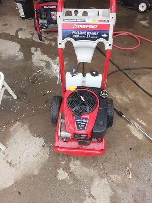 Troybuilt 3000 psi for Sale in Anderson, SC