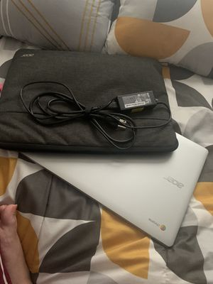 Acer chromebook $200 for Sale in Tampa, FL
