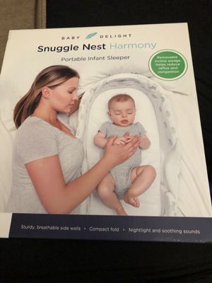 Snuggle Nest Harmony portable infant sleeper for Sale in Tampa, FL